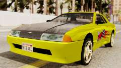 Винил для Elegy - Sport для GTA San Andreas