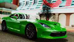 Dodge Viper SRT GTS 0013 IVF (MQ PJ) No Dirt