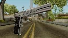 Original HD Colt 45 для GTA San Andreas