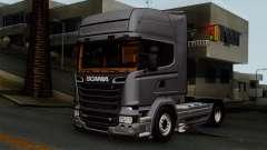Scania R730 Streamline 4x2