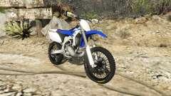 Yamaha YZ 250 v0.1