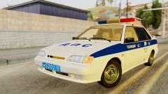 ВАЗ 2115 ДПС для GTA San Andreas