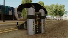 Original HD Jetpack для GTA San Andreas
