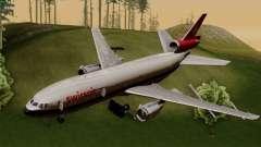 DC-10-30 Swissair для GTA San Andreas