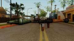 Original HD Rocket Launcher для GTA San Andreas