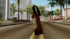 Original HD Molotov Cocktail для GTA San Andreas