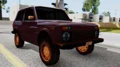 ВАЗ 2121 Нива SA Style