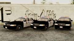 Ford Crown Victoria 2009 LAPD