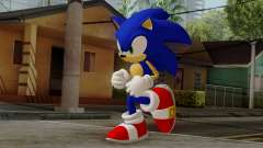 Sonic the Hedgehog HD для GTA San Andreas