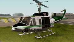Bell UH-1N NAJA