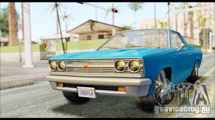 GTA 5 Cheval Picador IVF для GTA San Andreas