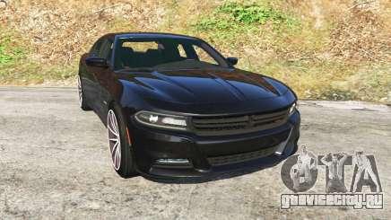Dodge Charger RT 2015 v0.5 для GTA 5