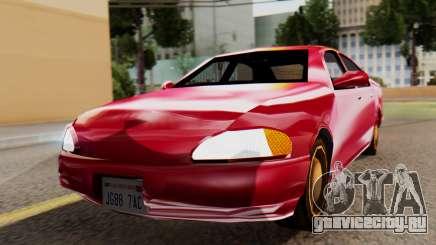 GTA 3 Kuruma SA Style для GTA San Andreas