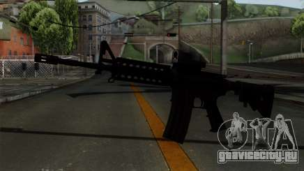 AR-15 Elcan для GTA San Andreas