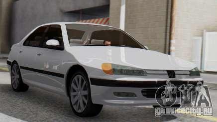 Peugeot 406 седан для GTA San Andreas