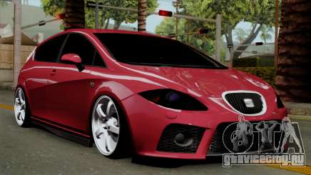 Seat Leon Cupra Static для GTA San Andreas