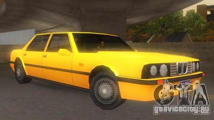 Vincent E30 для GTA San Andreas