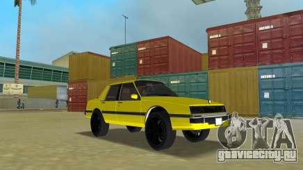 GTA 4 Willard Yellow Submarine для GTA Vice City