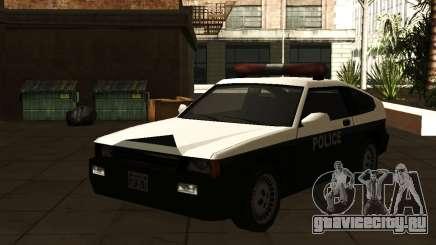 Japanese Police Car Blista для GTA San Andreas