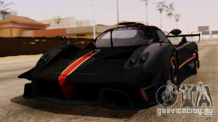 Pagani Zonda Revolucion 2015 для GTA San Andreas
