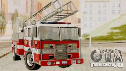SAFD Fire Lader Truck для GTA San Andreas