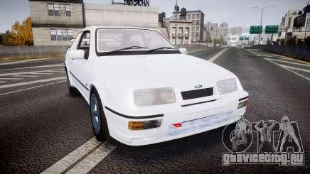 Ford Sierra RS500 Cosworth для GTA 4