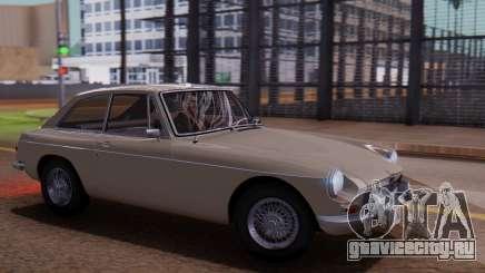 MGB GT (ADO23) 1965 IVF АПП для GTA San Andreas