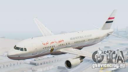 Airbus A320-200 Egyptian Air Force One для GTA San Andreas