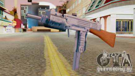 IMI Uzi v2 SA Style для GTA San Andreas