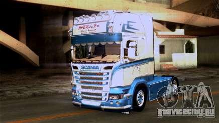 Scania R730 седельный тягач для GTA San Andreas