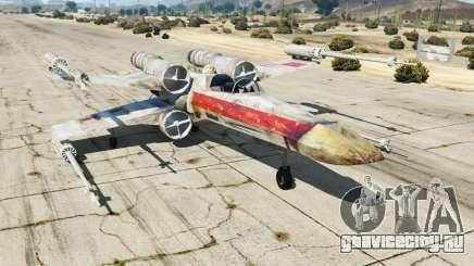 X-wing T-65 v1.1 для GTA 5