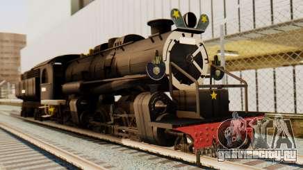 CC5019 Indonesian Steam Locomotive v1.0 для GTA San Andreas