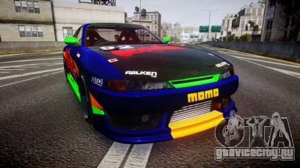 Nissan Silvia S14 для GTA 4