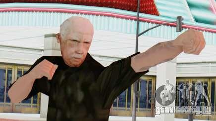 Old Wmyammo для GTA San Andreas