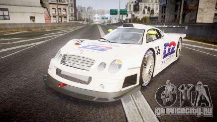Mercedes-Benz CLK LM 1998 для GTA 4