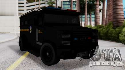 GTA 5 Enforcer Raccoon City Police Type 2 для GTA San Andreas