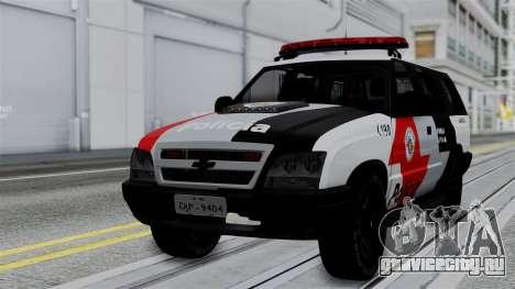Chevrolet Blazer 2010 для GTA San Andreas