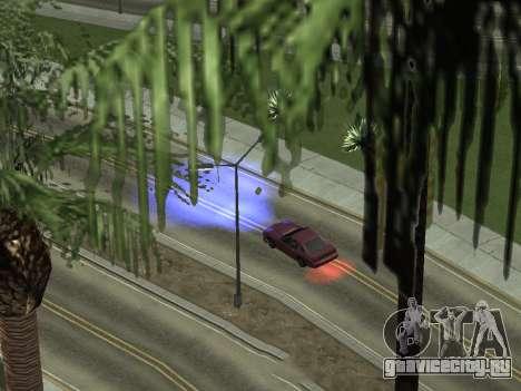 Xenon 2.0 для GTA San Andreas третий скриншот