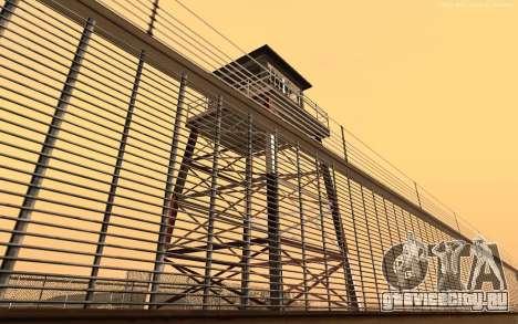 Новая военная база В1.0 для GTA San Andreas четвёртый скриншот