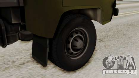 УАЗ 3303 Головастик для GTA San Andreas вид сзади слева