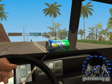 Boxville Sprite для GTA San Andreas вид справа