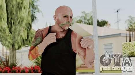 Alice Baker Old Member without Glasses для GTA San Andreas третий скриншот