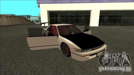 Nissan Silvia S13 Drift для GTA San Andreas вид сбоку