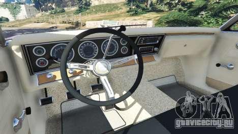 Chevrolet Impala 1967 для GTA 5