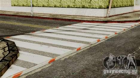 BlackRoads v1 LS Kenblock для GTA San Andreas пятый скриншот