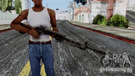 DP LMG from Battlefield 1942 для GTA San Andreas третий скриншот