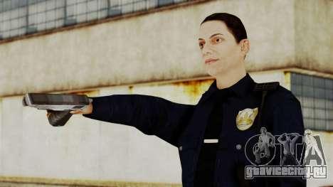 GTA 5 Cop для GTA San Andreas