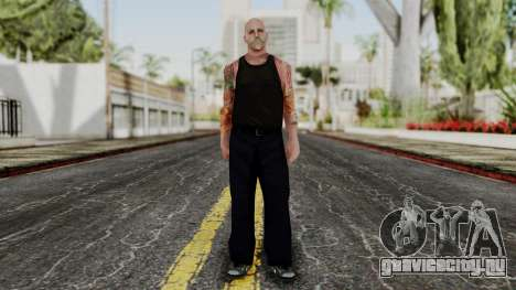 Alice Baker Old Member without Glasses для GTA San Andreas