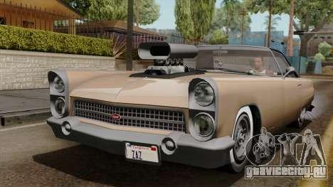 Vapid Peyote Bel-Air для GTA San Andreas