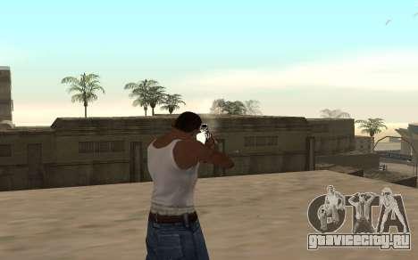 M4 c тигрёнком для GTA San Andreas третий скриншот